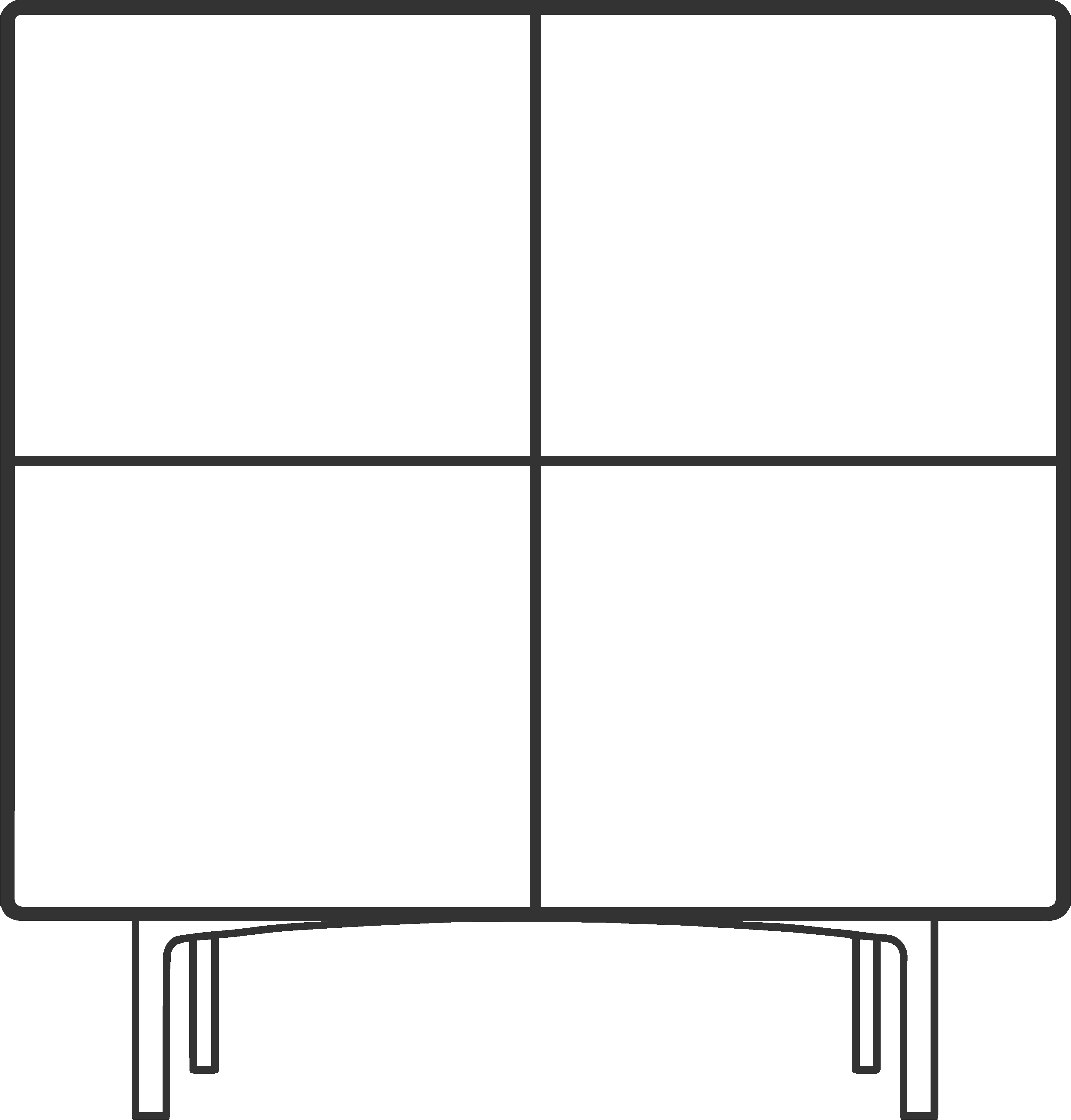 Ansichtszeichnung_Passion_Sideboard_4